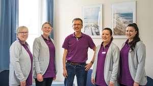 Praxisteam Dr. med. Ture Dänziger, Horn-Bad Meinberg